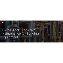 Predictive Maintenance for Building Equipment