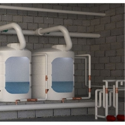 Rainwater Harvesting System Minimizes Wet-Weather Discharge